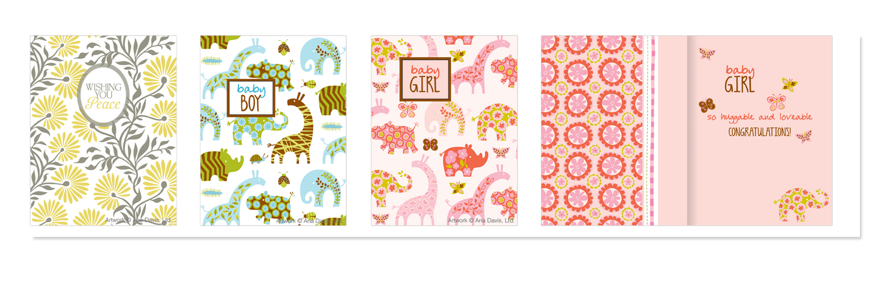 Gina B Cards