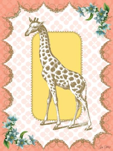 AnaDavis_Giraffe_18x24_WallArt