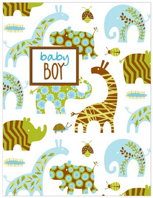 213-5327 boy jungle animals-1