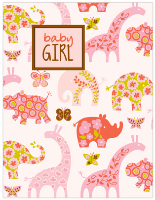 213-5328 girl jungle animals-1