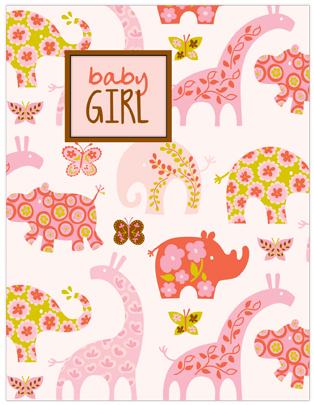 213-5328 girl jungle animals-1