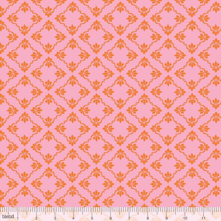 Lattice Vine Pink