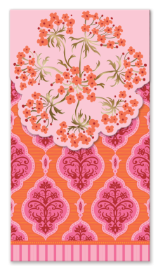 Pocket Notepad Citrus Blossom