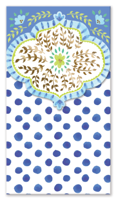 Pocket Notepad Indigo Eye