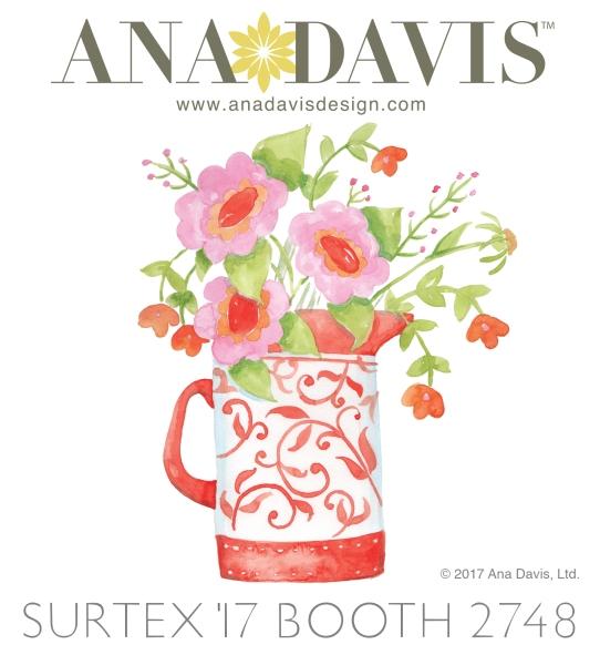AnaDavis BouquetC Surtex17