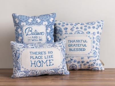 Indigo-velvet-pillows